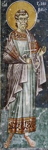 Cвященномученик Зиновий, епископ Егейский