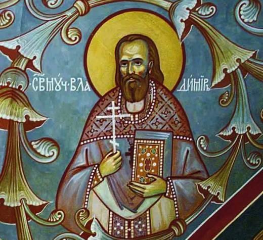 Чудо священномученика Владимира Амбарцумова