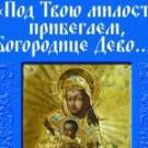 «Под Твою милость прибегаем, Богородице Дево…» Повествование об иконе Божией Матери «Милостивая», что в Зачатиевском женском монастыре