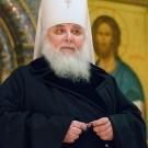 Митрополит Арсений в Зачатьевском монастыре