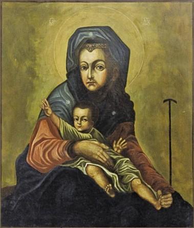 икона милостивая: