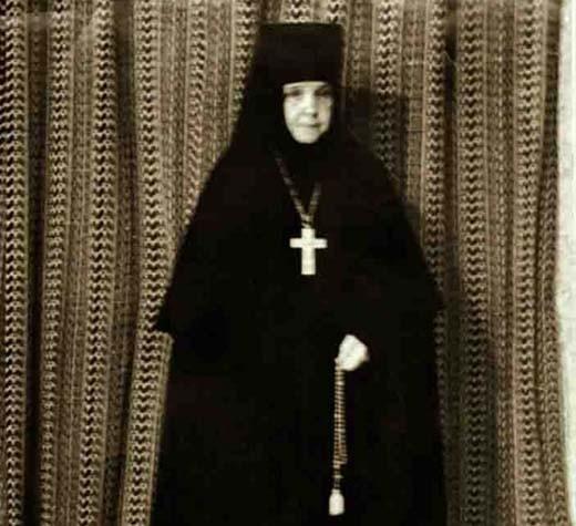 29 марта. Светлой памяти игумении Марии