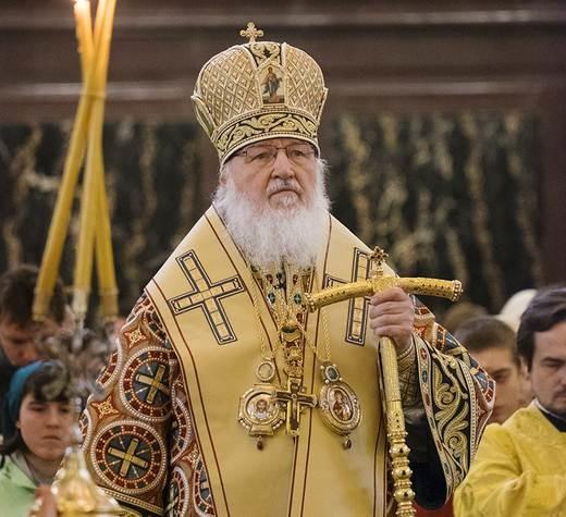 Проповедь Патриарха в праздник Торжества Православия