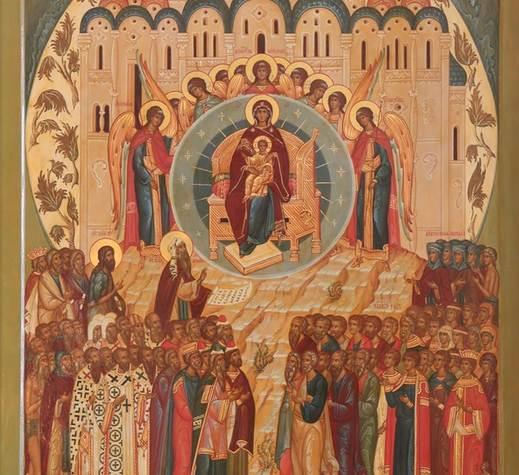 28 марта. Похвала Пресвятой Богородицы (Суббота Акафиста)