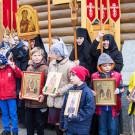 19 апреля. Детский пасхальный праздник на подворье