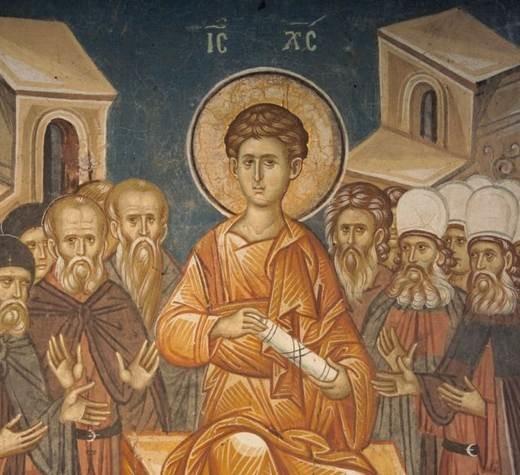 25 мая. Преполовение Пятидесятницы