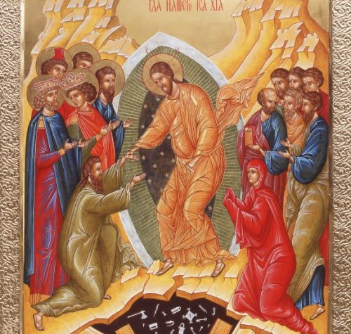 1 мая. Пасха Христова