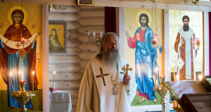 Слово архиепископа Сергиево-Посадского Феогноста
