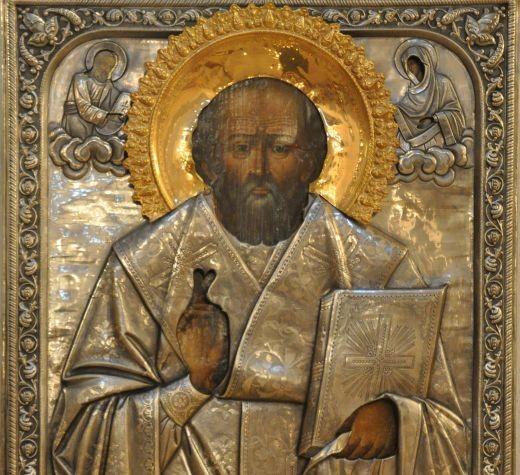22 мая. Перенесение мощей святителя и чудотворца Николая из Мир Ликийских в Бар (1087)