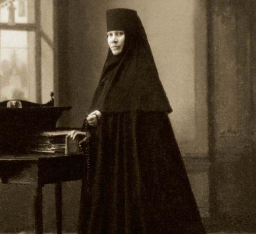 23 июня. День ангела монахини Антонины (Яковлевой)