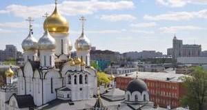 Зачатьевский женский монастырь. 20 лет со дня возрождения