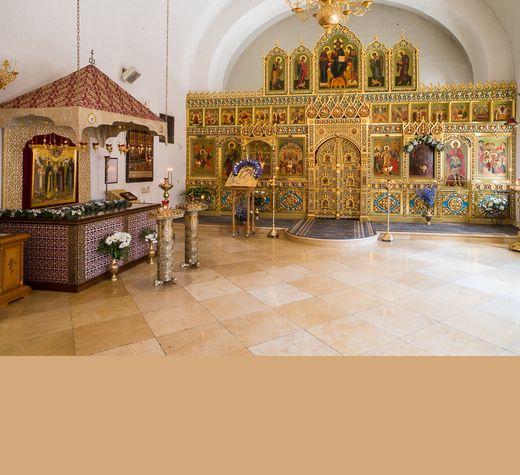 Казанский придел монастырского Собора