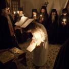 Таинство монашеского пострига