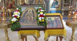 Всенощное бдение на день памяти св. пророка Божия Илии