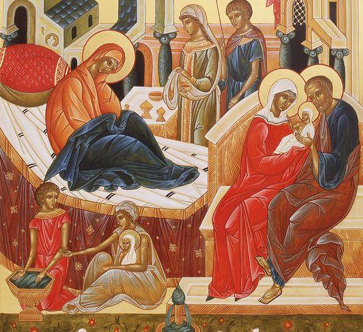 21 сентября. Рождество Пресвятой Богородицы и Приснодевы Марии