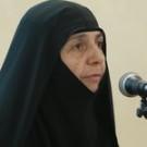 Монахиня Феоксения. Соблюдение обета отречения от мира при сохранении связи с внешним миром