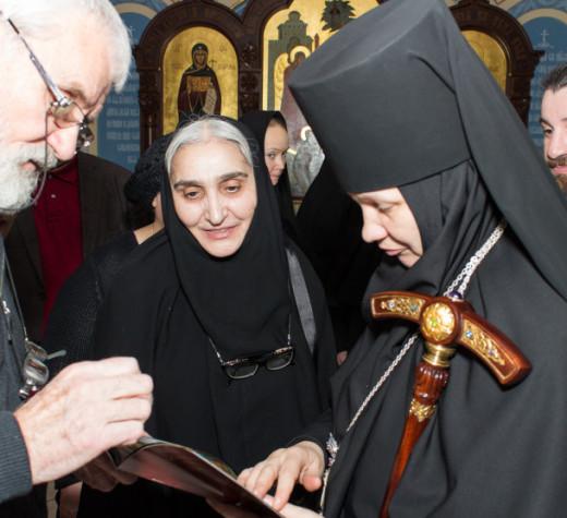Община православных армян в Зачатьевском монастыре