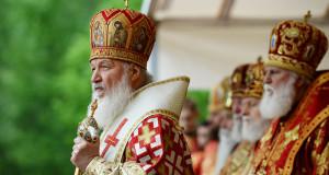 Проповедь Патриарха Кирилла в субботу 3-й седмицы по Пасхе