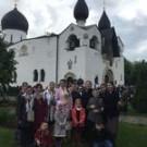 Воскресная школа посетила Марфо-Мариинскую обитель