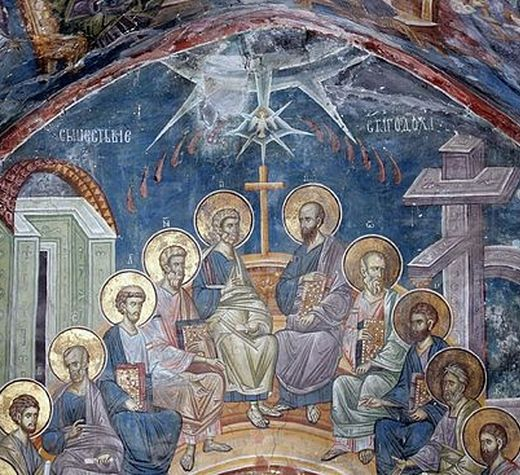 25 июня. Отдание праздника Пятидесятницы