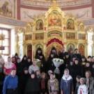 Поздравление игумении Борисоглебского монастыря