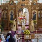 Литургия в Иоанновском монастыре г. Санкт-Петербурга
