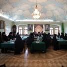 Заседание Коллегии Синодального отдела по монастырям и монашеству