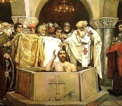 В чем нравственная сила святого великого князя Владимира?
