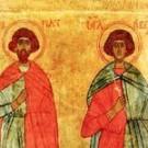 31 августа. Святые мученики Флор и Лавр