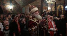 Архиерейское богослужение в праздник священномученика Владимира