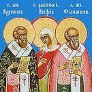 5 декабря. Апостолы от 70-ти Филимон и Архип