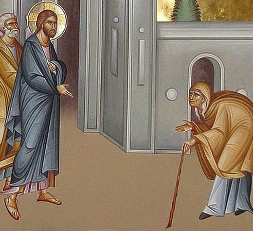 Проповедь в Неделю 27-ю по Пятидесятнице