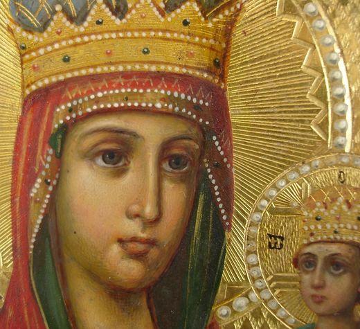 Заступление и покров Пресвятой Богородицы
