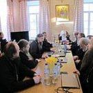 В Свято-Троицкой Сергиевой лавре проведено очередное пленарное заседание Синодальной богослужебной комиссии