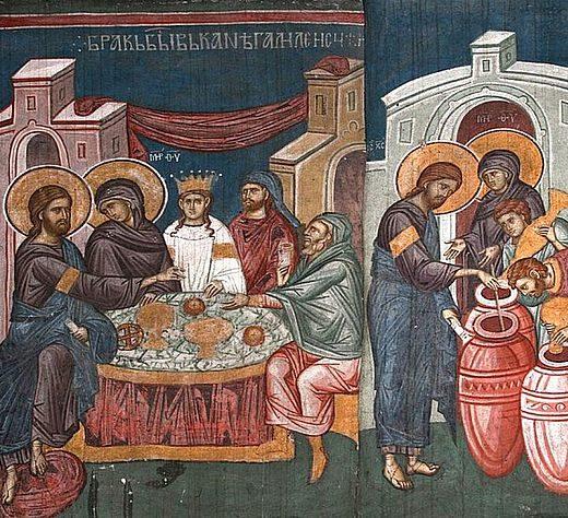 Проповедь на понедельник третьей седмицы по Пасхе