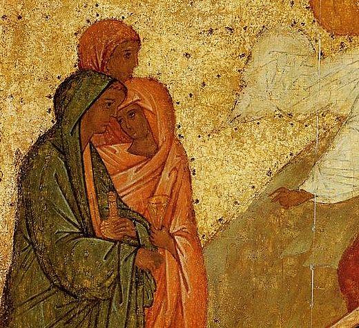 Чему нас учат и на что вдохновляют жены-мироносицы