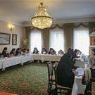 В Донском монастыре состоялось совещание игуменов и игумений монастырей Русской Православной Церкви