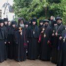 Делегация Эфиопской Церкви посетила Зачатьевский монастырь