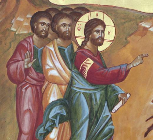 Слово в Неделю седьмую по Пятидесятнице