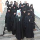 Литургия в Кремле