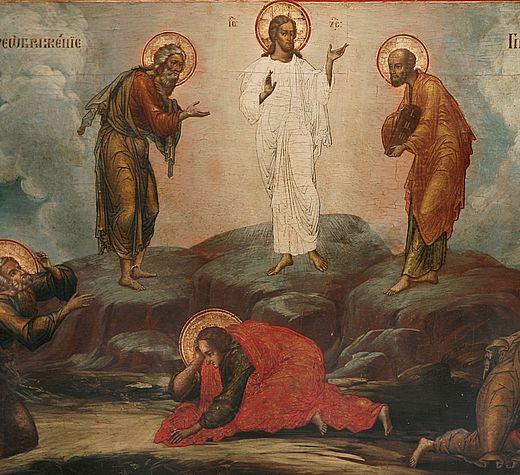 О Божестве и о Человечестве Иисуса Христа