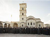 Монашеская конференция- Кипр