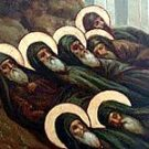 27 января. Преподобные отцы, в Синае и Раифе избиенные