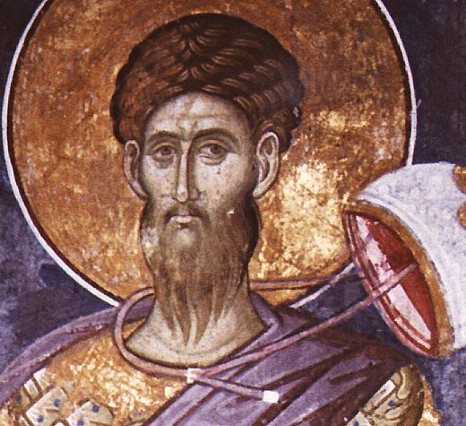О великомученике Феодоре Стратилате