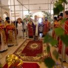 День тезоименитства настоятельницы Зачатьевской обители игумении Иулиании
