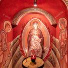 В Зачатьевской обители встретили Престольный праздник подземного храма в честь иконы «Неопалимая Купина»