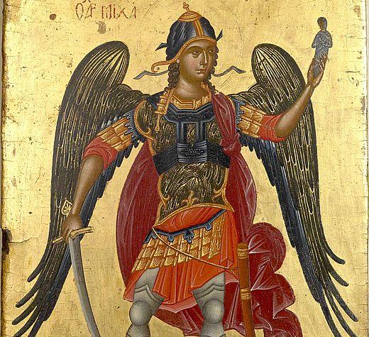 Слово в день святого Архистратига Михаила