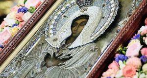 Все верные призываются на молитву