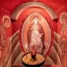 «Радуйся, Благодатная, Купино Неопалимая». Престольный праздник в Зачатьевской обители