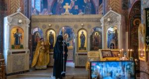 Неделя 20-я по Пятидесятнице. Память святых отцев VII Вселенского собора